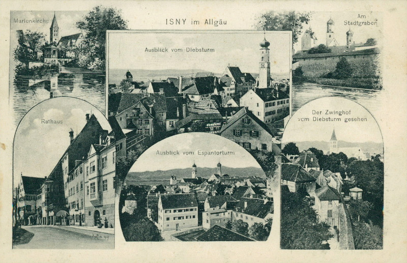 isny um 1910_k