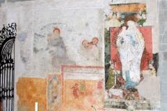 Reichenau Fresken in Mittelzell